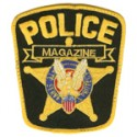 Magazine Police Department, Arkansas