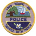 Long Beach Police Department, Mississippi