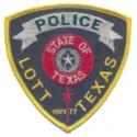 Lott Police Department, Texas