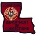 Louisiana Department of Corrections, Louisiana