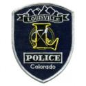 Louisville Police Department, Colorado