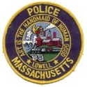 Lowell Police Department, Massachusetts