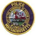 Lowell Police Department, Massachusetts