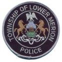 Lower Merion Township Police Department, Pennsylvania