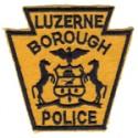 Luzerne Borough Police Department, Pennsylvania
