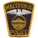 Macedonia Police Department, Ohio