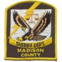 Madison County Sheriff's Department, Alabama