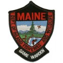 Maine Department of Inland Fisheries and Wildlife - Warden Service, Maine