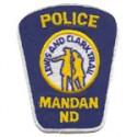 Mandan Police Department, North Dakota