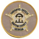 Bartow County Sheriff's Office, Georgia