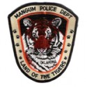 Mangum Police Department, Oklahoma