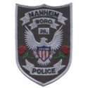 Manheim Borough Police Department, Pennsylvania