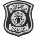 Manistique Department of Public Safety, Michigan