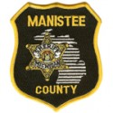 Manistee County Sheriff's Department, Michigan
