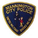 Mannington Police Department, West Virginia