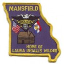 Mansfield Police Department, Missouri