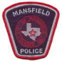 Mansfield Police Department, Texas