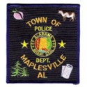 Maplesville Police Department, Alabama