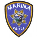 Marina Police Department, California