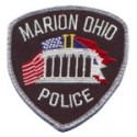 Marion City Police Department, Ohio