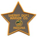 Marion County Sheriff's Department, Indiana