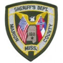 Marion County Sheriff's Department, Mississippi