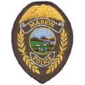 Marion Police Department, Kansas