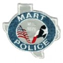 Mart Police Department, Texas