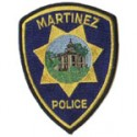 Martinez Police Department, California