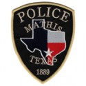 Mathis Police Department, Texas