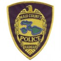 Maui County Police Department, Hawaii