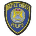Battle Creek City Police Department, Michigan