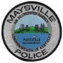 Maysville Police Department, Kentucky