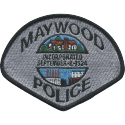 Maywood Police Department, California