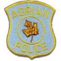Adrian Police Department, Michigan