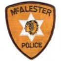 McAlester Police Department, Oklahoma