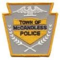 McCandless Police Department, Pennsylvania