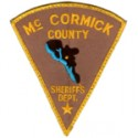 McCormick County Sheriff's Department, South Carolina