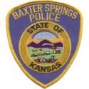 Baxter Springs Police Department, Kansas