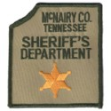 McNairy County Sheriff's Department, Tennessee