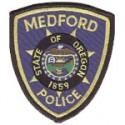 Medford Police Department, Oregon