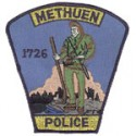 Methuen Police Department, Massachusetts