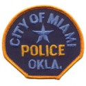 Miami Police Department, Oklahoma