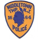 Middletown Police Department, New Jersey