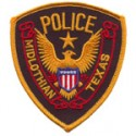 Midlothian Police Department, Texas