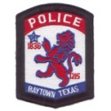 Baytown Police Department, Texas