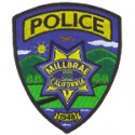 Millbrae Police Department, California