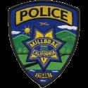 Millbrae Police Department, California