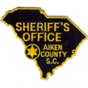 Aiken County Sheriff's Office, South Carolina