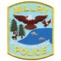 Millry Police Department, Alabama